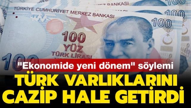 Başkan Erdoğan ekonomide reform ilan etti: Türk varlıkları cazip hale geldi