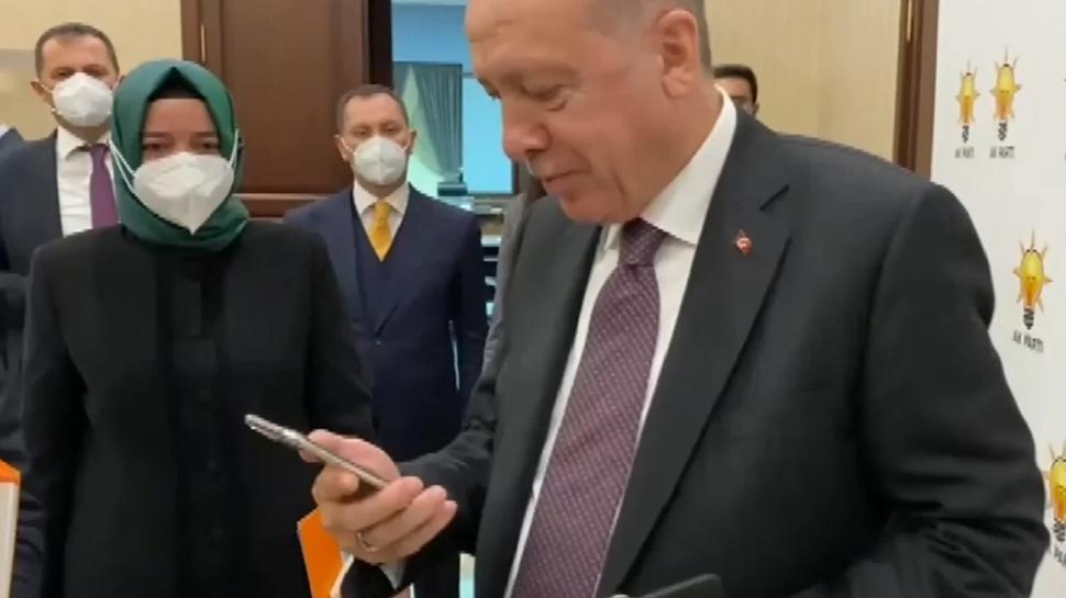 Başkan Erdoğan, enkaz altından çıkarılan Ayda bebek ile telefonda görüştü