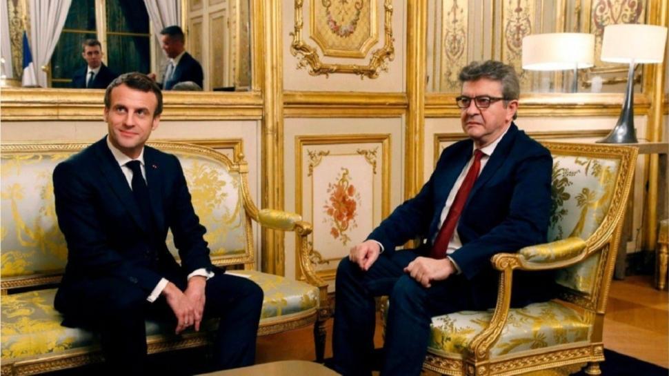 Fransız muhalif lider Melanchon'dan Macron'a güvenlik yasası tepkisi: Fransa otoriter bir rejime kayma sürecinde