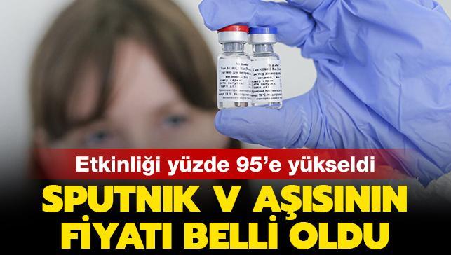 Rusya'nın koronavirüs aşısı Sputnik V'in fiyatı açıklandı