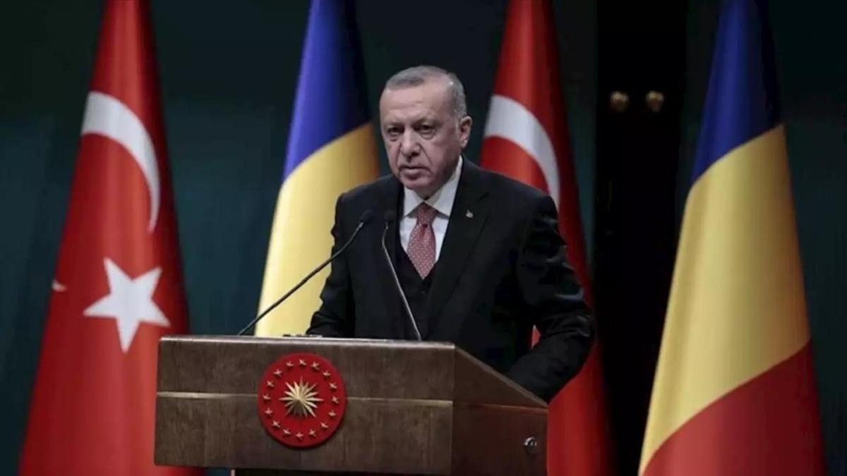 Başkan Erdoğan, Çad Cumhurbaşkanı Itno ile görüştü