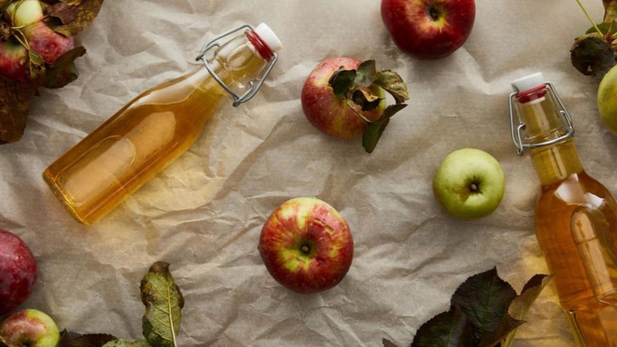 """Evde elma sirkesi nasıl yapılır"""" Elma sirkesinin faydaları nelerdir"""""""