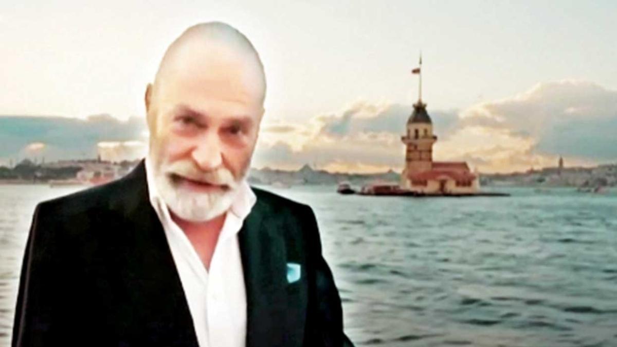Haluk Bilginer'in Kız Kulesi'nden Emmy anonsu