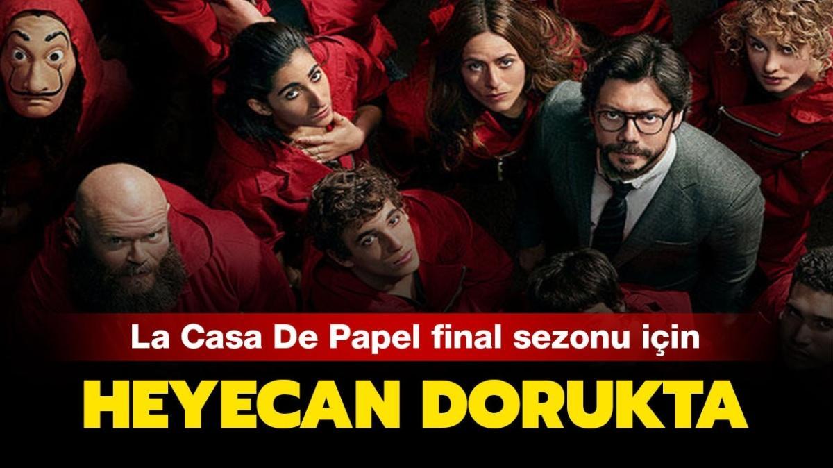 """La Casa De Papel 5. sezon ne zaman geliyor"""""""