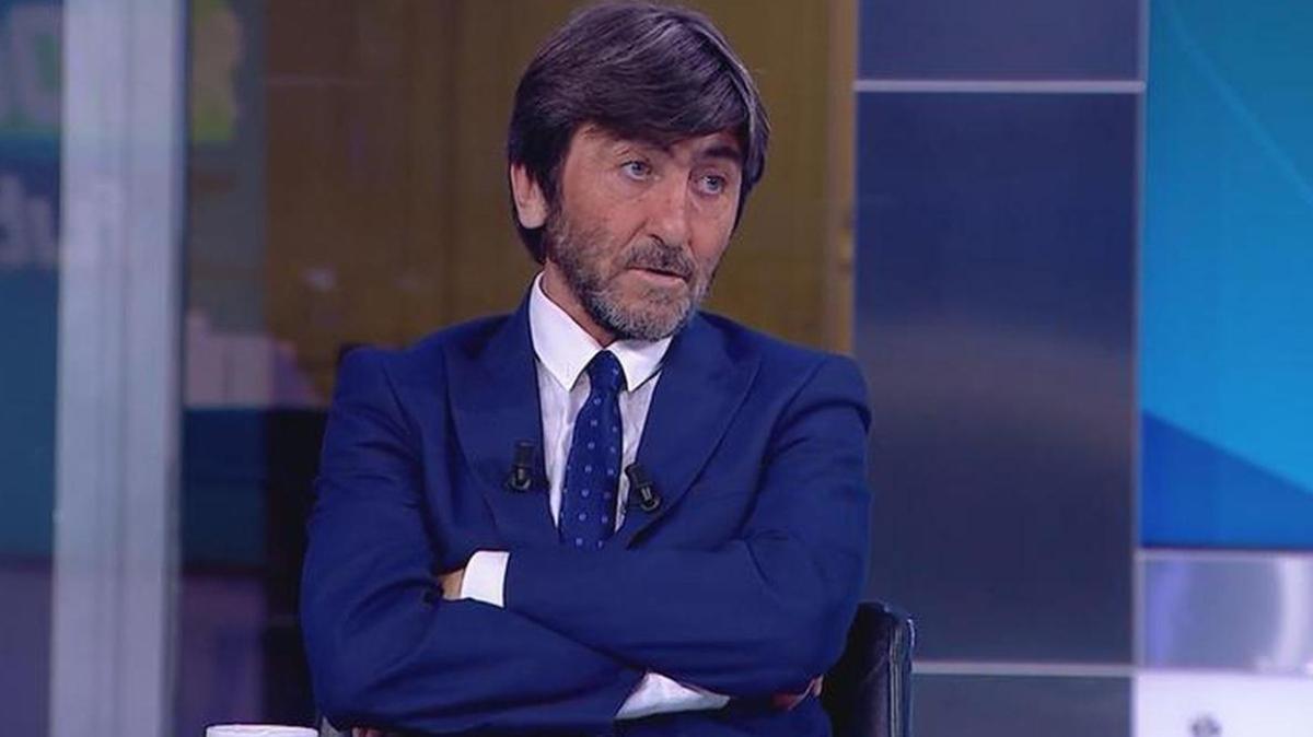 """Rıdvan Dilmen'den Fatih Terim'e eleştiri: 6-0 mı yeneceksin"""""""