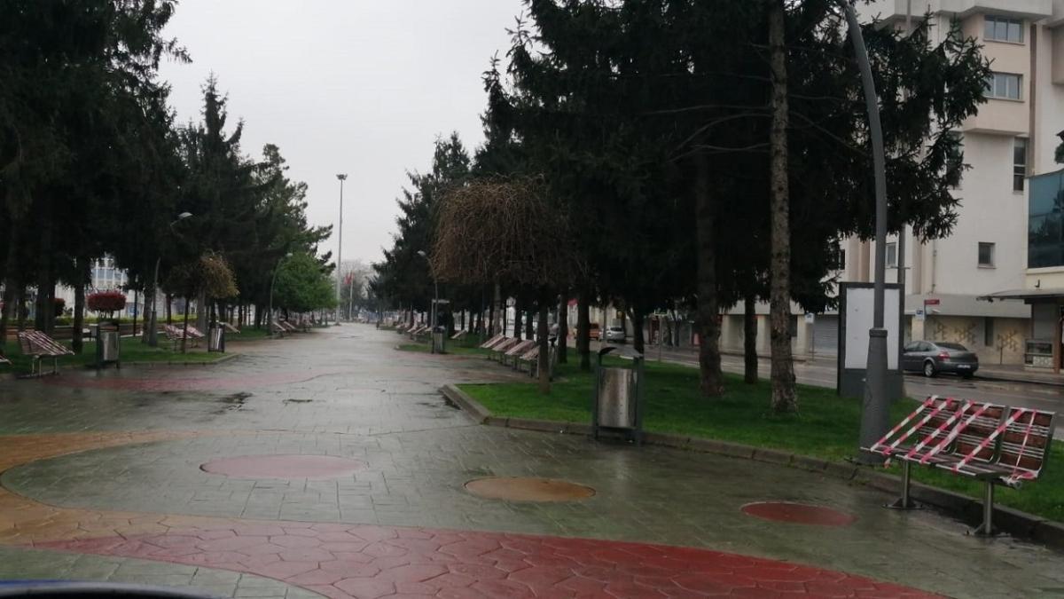 Sakarya'da 41 kişiye sokağa çıkma kısıtlaması cezası
