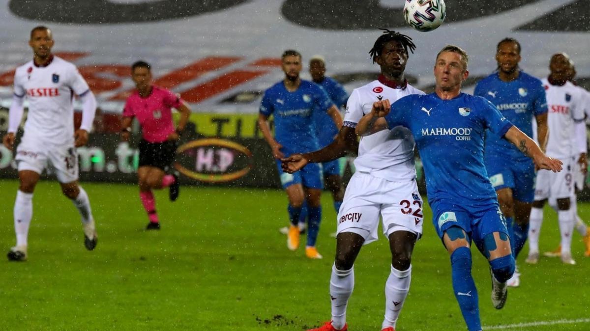 Trabzonspor'un savunmacıları göz dolduruyor