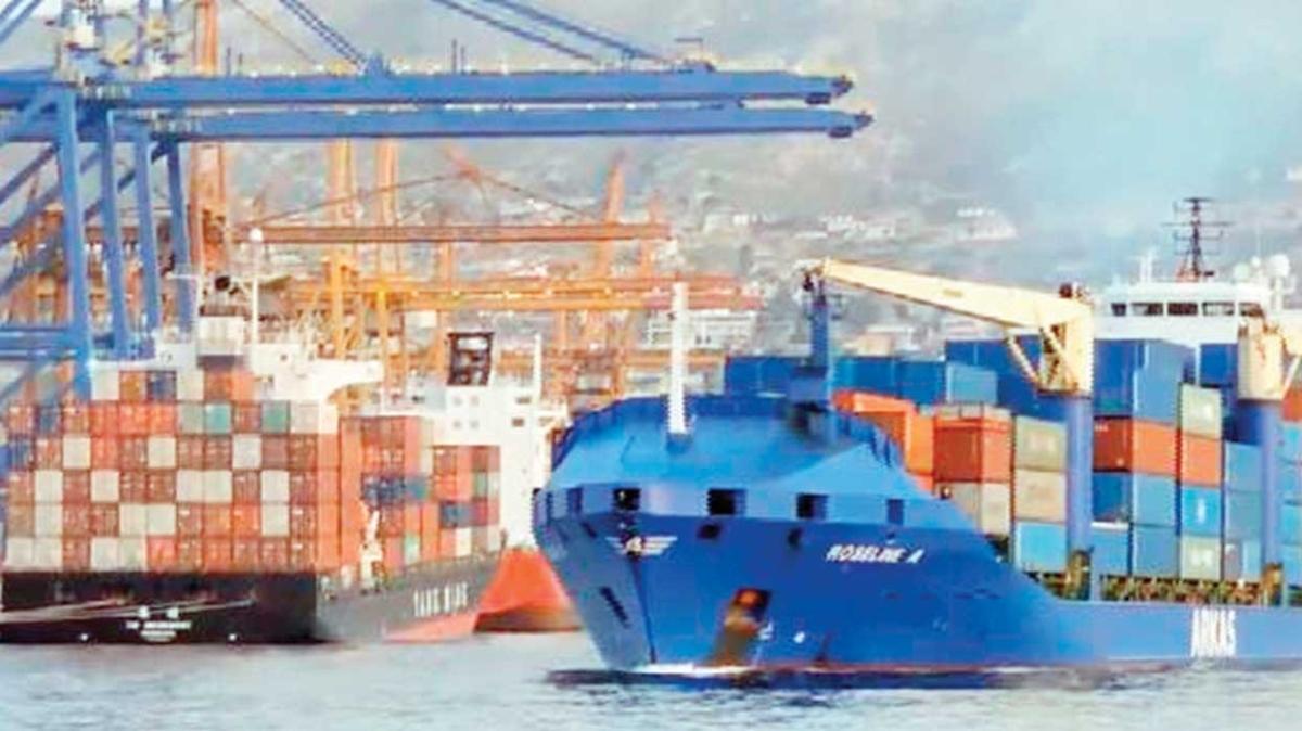 Türk kargo gemisine Akdeniz'de korsanlık
