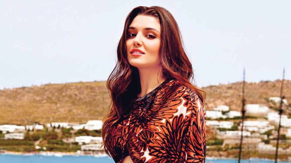 Ünlü oyuncu Hande Erçel için umut vaat eden bağış