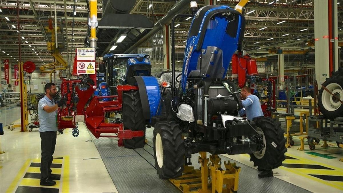 Yüzde 90 yerlilik oranıyla TürkTraktör'den 1 milyonuncu traktör gövdesi