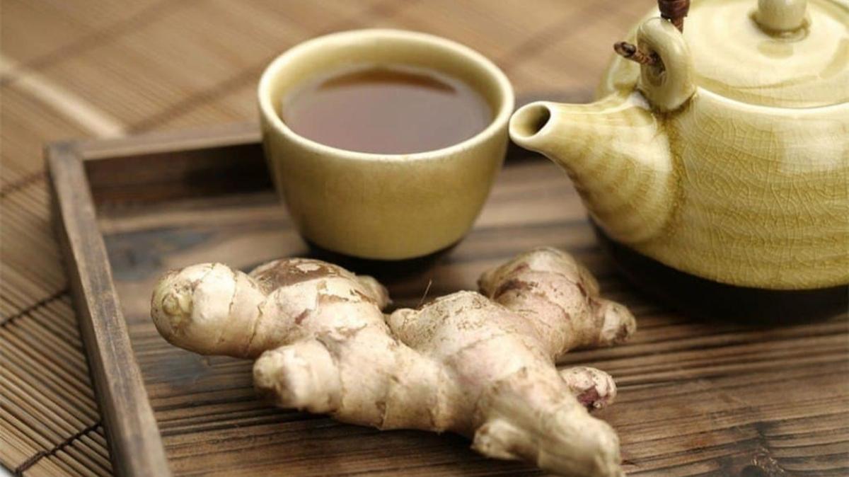 """Zencefil çayı nasıl yapılır, faydaları nelerdir"""" İşte zencefil çayı demlemenin püf noktaları"""