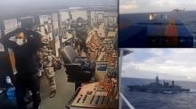 MSB'den Türk gemisine aykırı davranış açıklaması