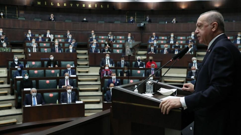 Başkan Erdoğan'dan yargıya 138. madde çağrısı: 'Gereğini neden yapmıyorsunuz'