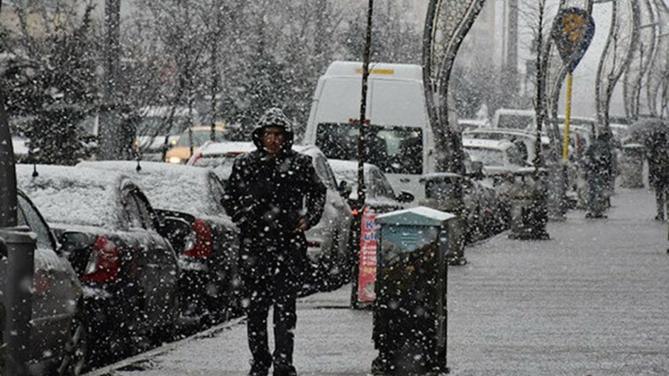 Hepsi birden geliyor: Kar, yağmur ve fırtına