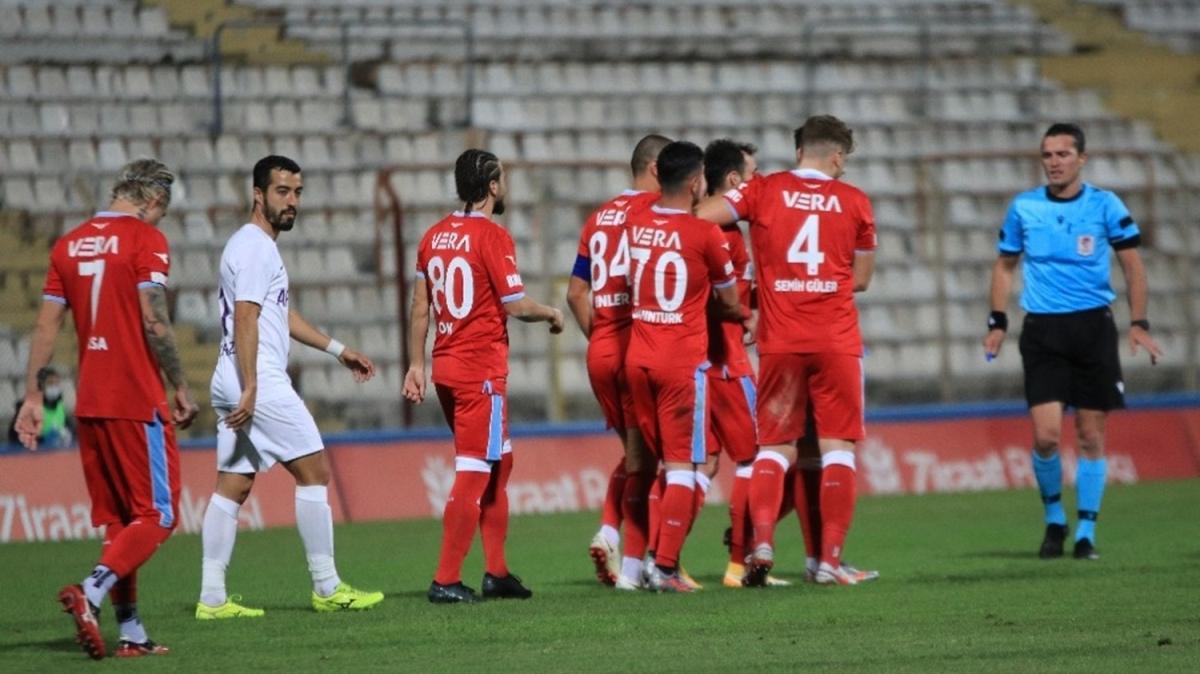 Adana Demirspor, kupada 4 golle turladı