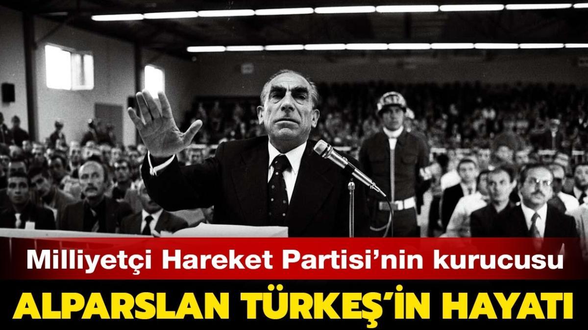 """Alparslan Türkeş'in hayatı ve biyografisi! Alparslan Türkeş ne zaman doğdu ve öldü"""""""