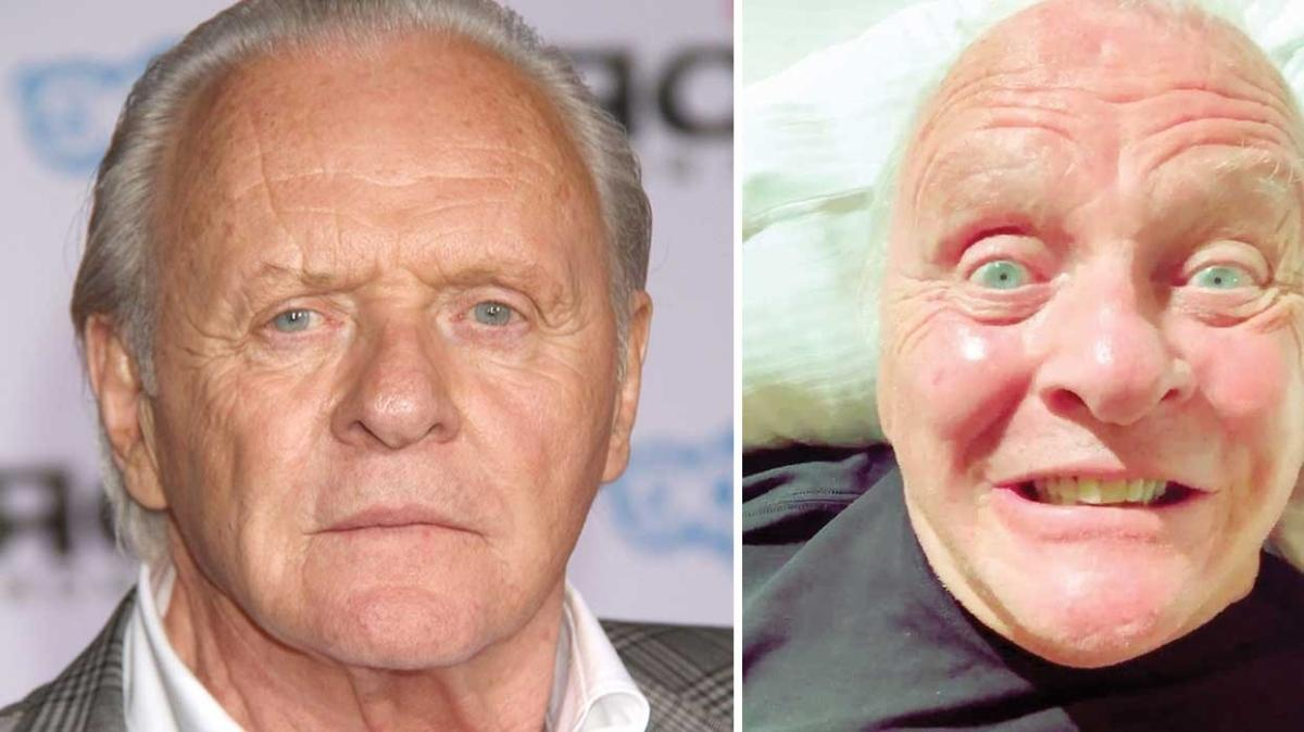 Anthony Hopkins tam 253 gündür karantinada!