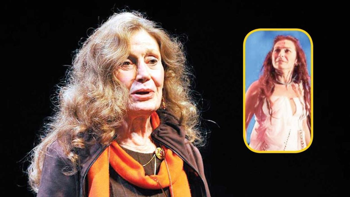 Ayça Bingöl 'Ben Anadolu' oyunuyla Yıldız Kenter'in anısına sahnede