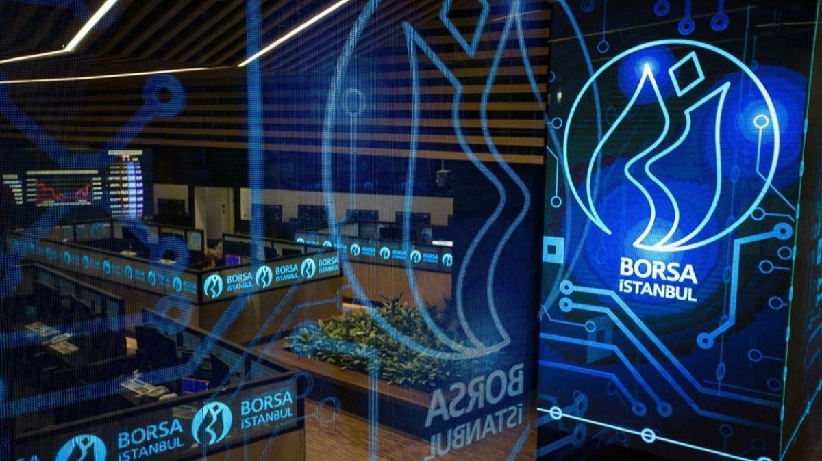 Borsa İstanbul'da BIST 100 endeksi 1.330 puana yükseldi