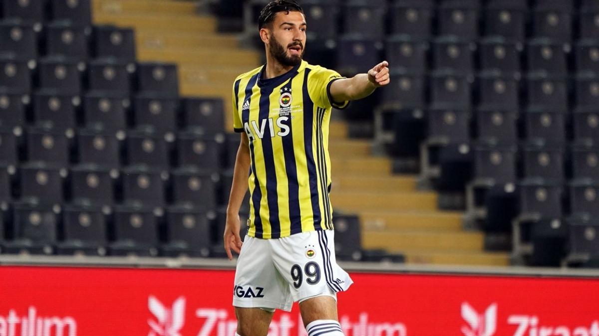 Fenerbahçe'de Kemal Ademi siftah yaptı