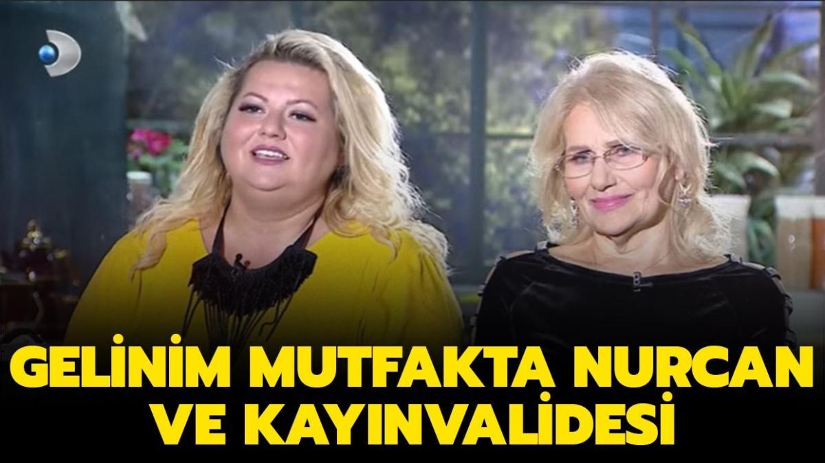 """Gelinim Mutfakta Nurcan Çonkuroğlu kaç yaşında"""" Gelinim Mutfakta Nurcan ve kayınvalidesi kim"""""""