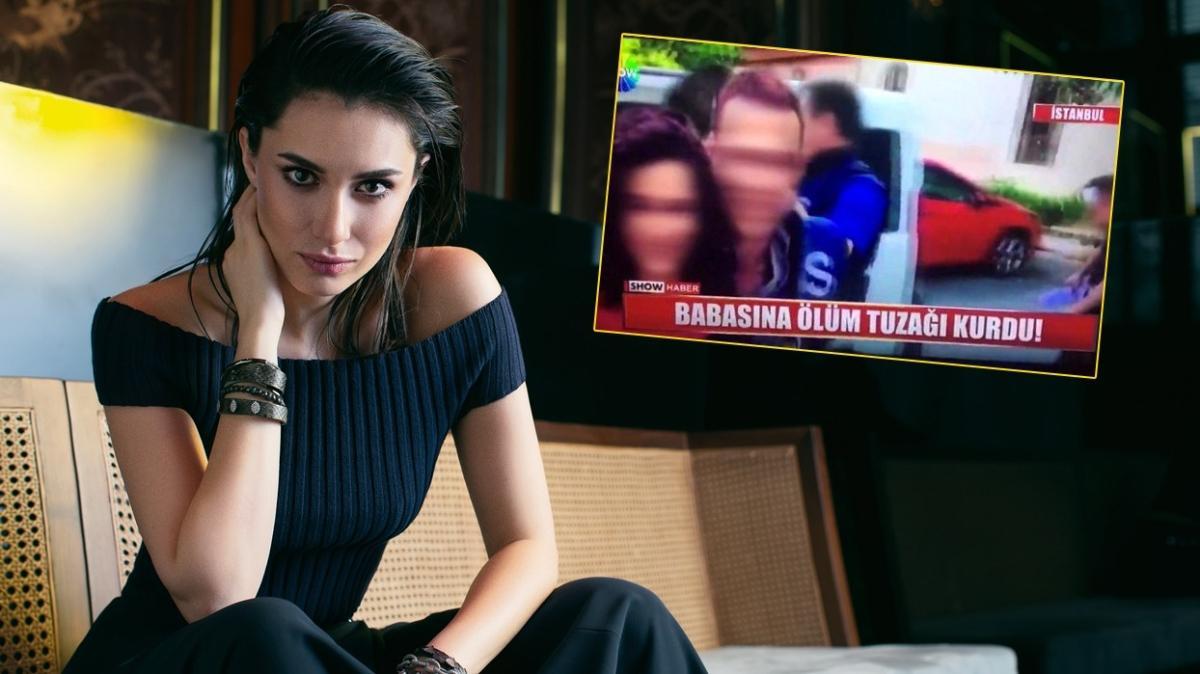 Hande Doğandemir 'fotoğraf' davasını kazandı