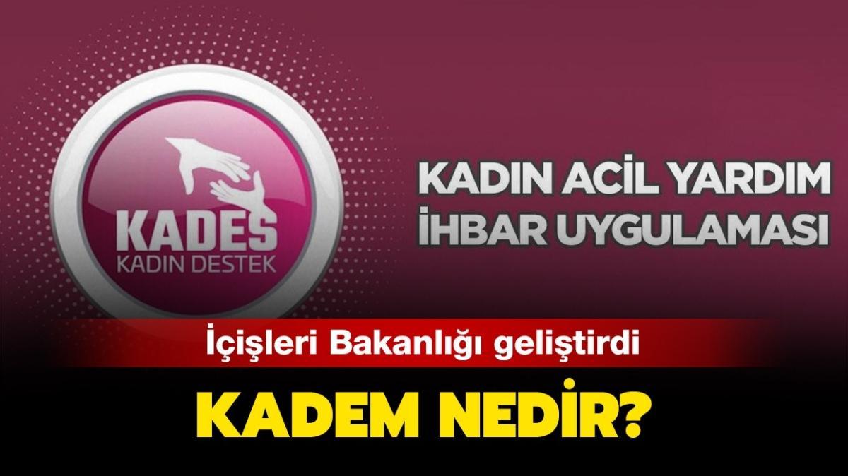 """KADES uygulaması indirme linki: KADES uygulaması nedir, kullanımı nasıl"""""""