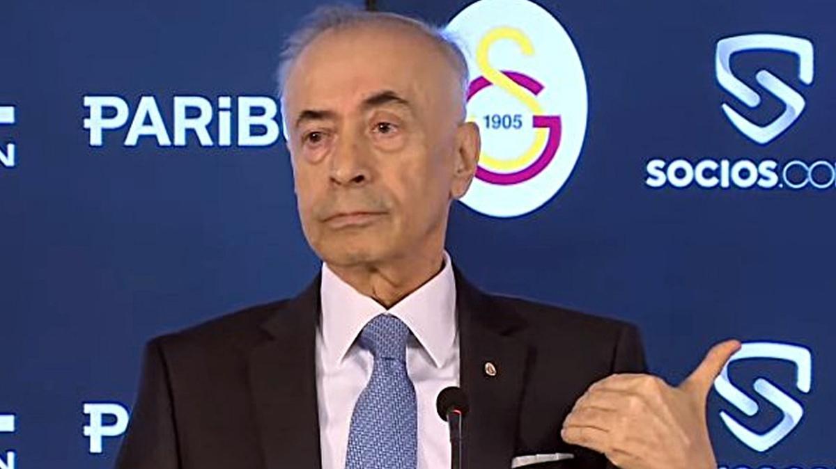Mustafa Cengiz: Başkan adayı olup olmayacağımı 4 Aralık'ta açıklayacağım