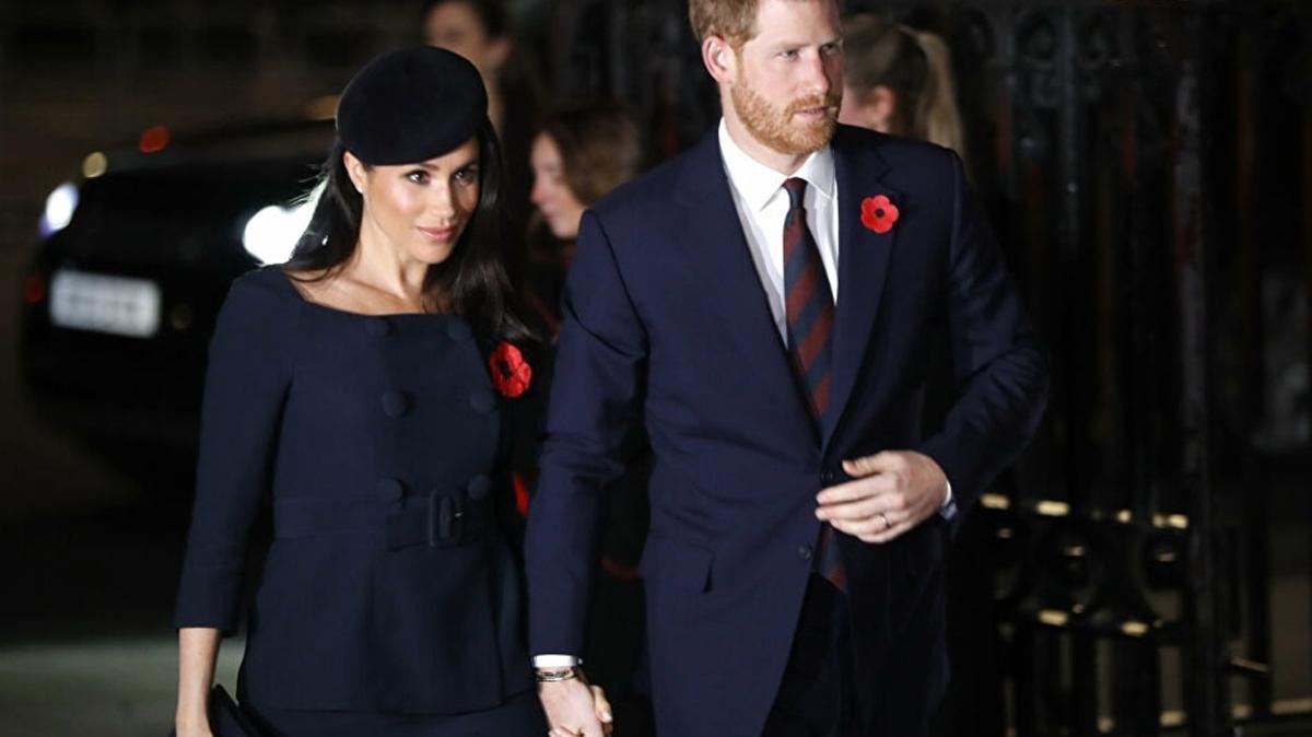 Prens Harry'nin eşi Sussex Dükü Meghan Markle ikinci bebeğini kaybettiğini açıkladı