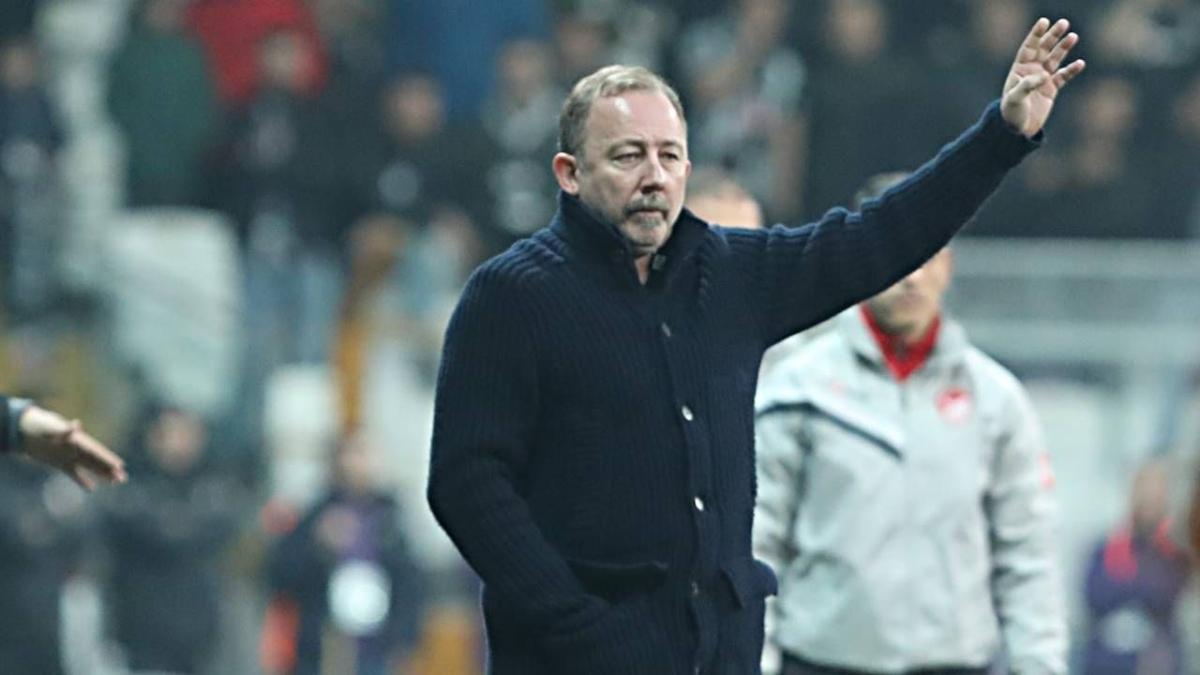 Sergen Yalçın'dan futbolculara derbi yasakları
