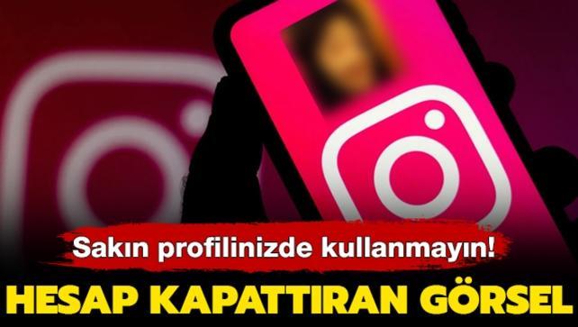 """Bu görseli profilinizde sakın kullanmayın! """"Instagram'da hesap kapattıran yasaklı fotoğraf"""""""