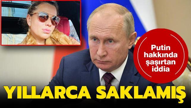 Dünya bu olayı konuşuyor! Rus lider Putin'in gayrimeşru kızı ortaya çıktı