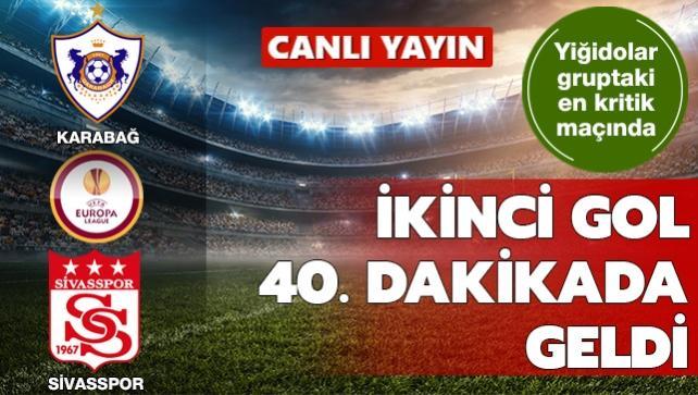 Maçta 2. gol 40. dakikada geldi | CANLI