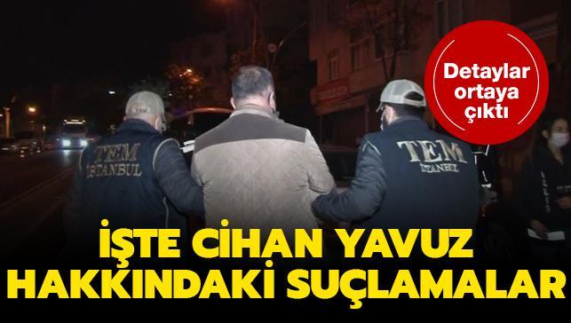 Şişli Belediye Başkan Yardımcısı Cihan Yavuz'la ilgili suçlamalar ortaya çıktı