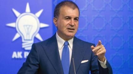 AK Parti'den Akıncı Üssü davası açıklaması