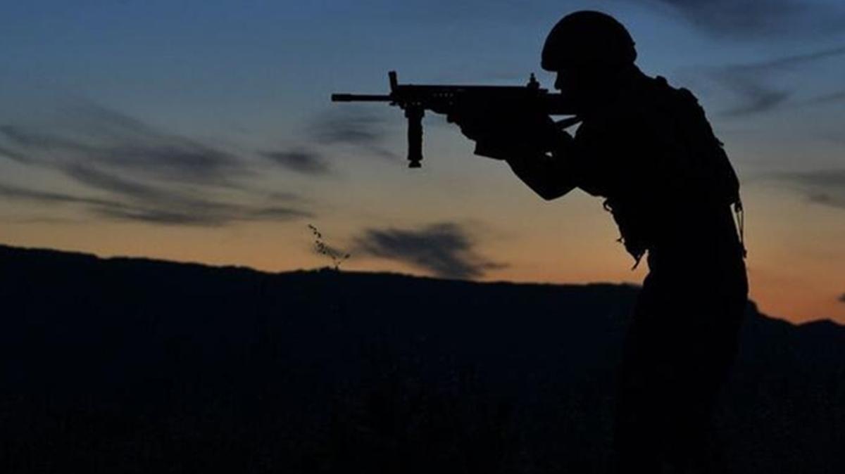 17 teröristin kazma kürekle tünel kazmaya çalışırken etkisiz hale getirildiği ortaya çıktı