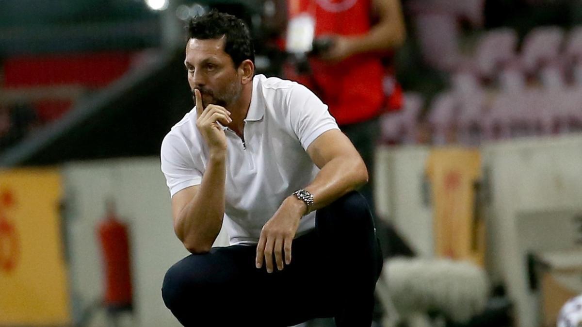 Erol Bulut Beşiktaş maçı için galibiyet planını belirledi