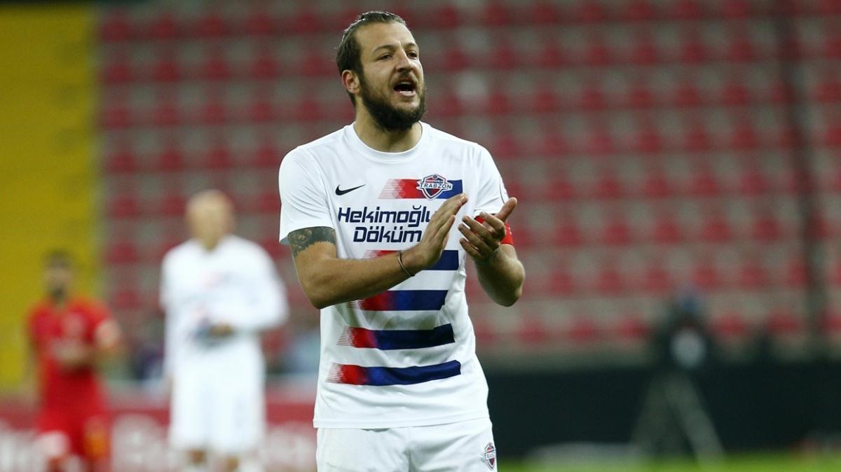 Hekimoğlu Trabzon, Kayserispor'u kupadan eledi! Batuhan Karadeniz'den hat-trick