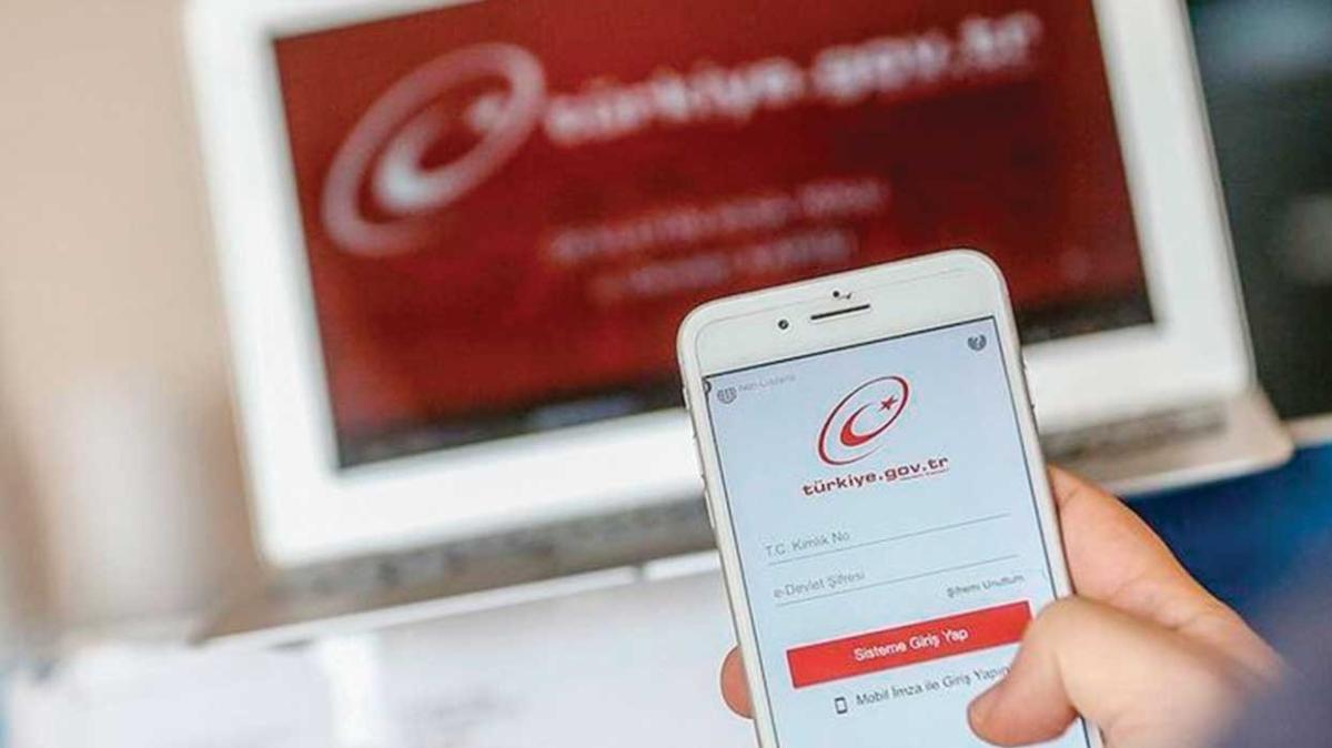 ÖSYM mobile e-Devlet şifresiyle erişim başladı