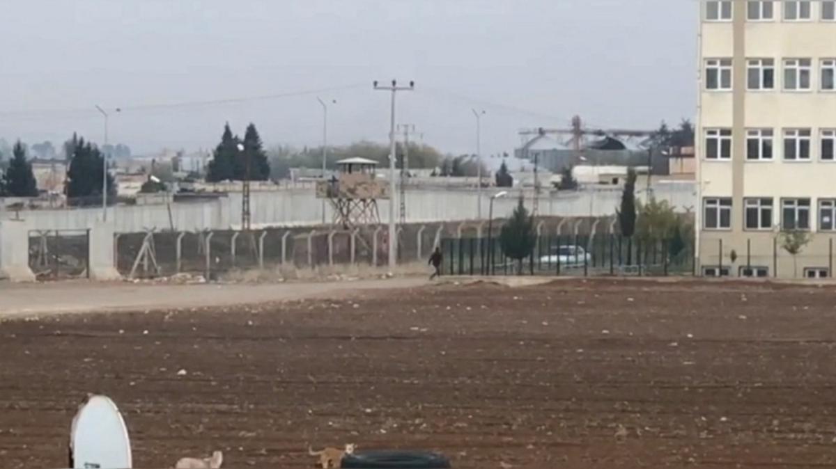 Şanlıurfa-Suriye sınırına 194 kilometrelik güvenlik duvarı