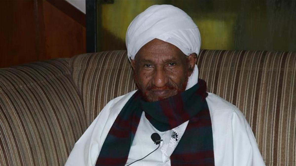 Son Dakika: Sudan eski Başbakanı Sadık el-Mehdi hayatını kaybetti