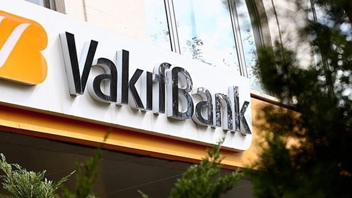 VakıfBank Genel Müdürü Abdi Serdar Üstünsalih: Sendikasyon kredilerinde yüzde 109 ile yenileme oranı yüzde 100'ün üzerindeki tek bankayız