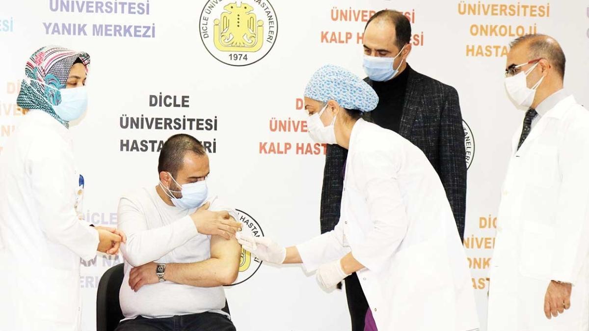 Vatandaşın yüzde 64.1'i Kovid aşısını güvenli buluyor