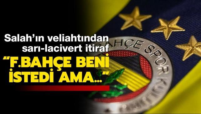 'Fenerbahçe'ye gitmemi kulübüm istemedi'