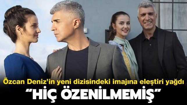Seni Çok Bekledim'le dönen Özcan Deniz'de 'İstanbullu Gelin' havası! Hiç özenilmemiş