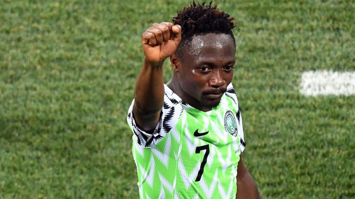 Ahmed Musa'dan transfer açıklaması geldi