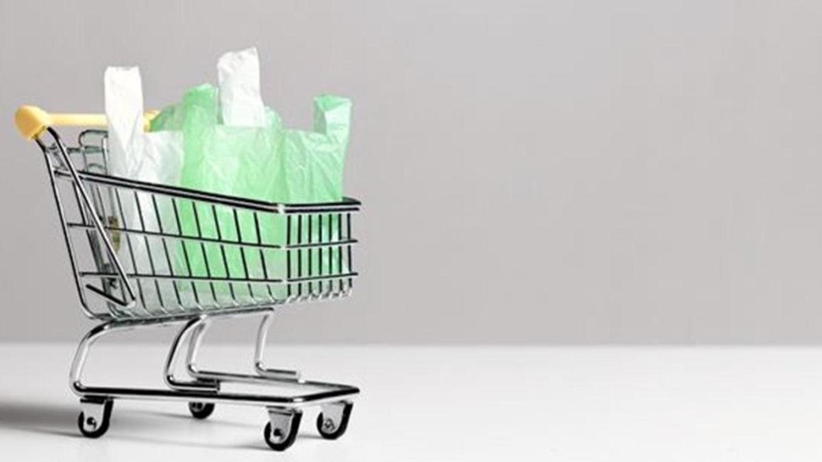 Almanya'da tek kullanımlık plastik poşet kullanımı yasaklanıyor