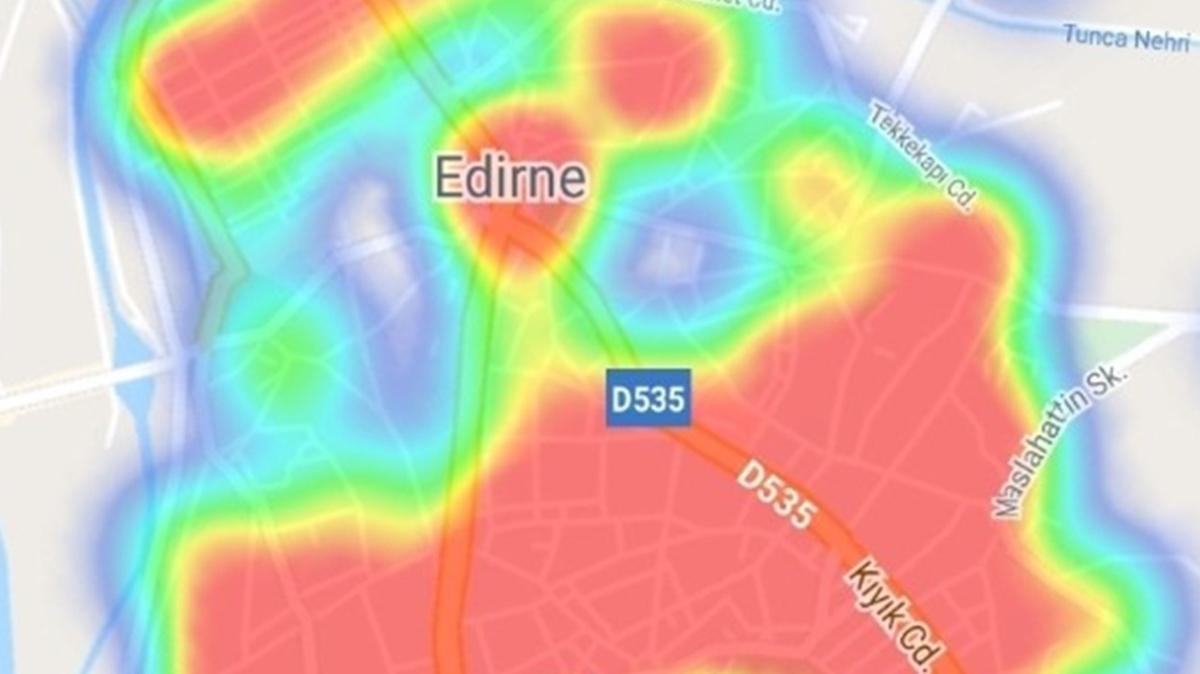 """Harita kırmızıya boyandı: Validen ev hanımlarına """"altın günü"""" uyarısı"""