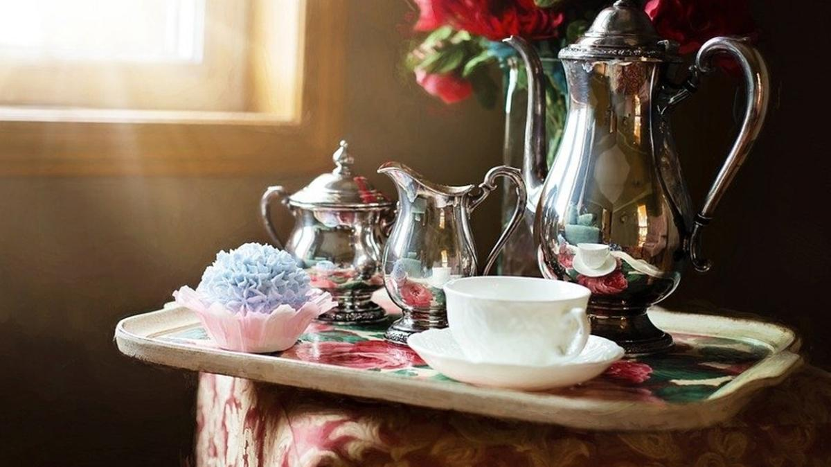 İngiltere'de kraliyet ailesinde 5 çayı geleneği