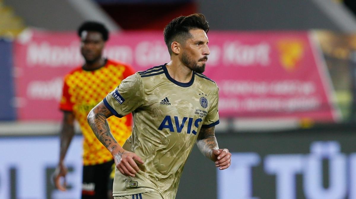 Jose Sosa: 'Beşiktaş'ı derbide mağlup edeceğiz'